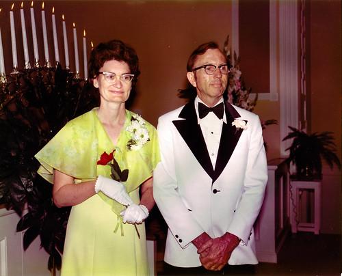 Juanita and George Bane