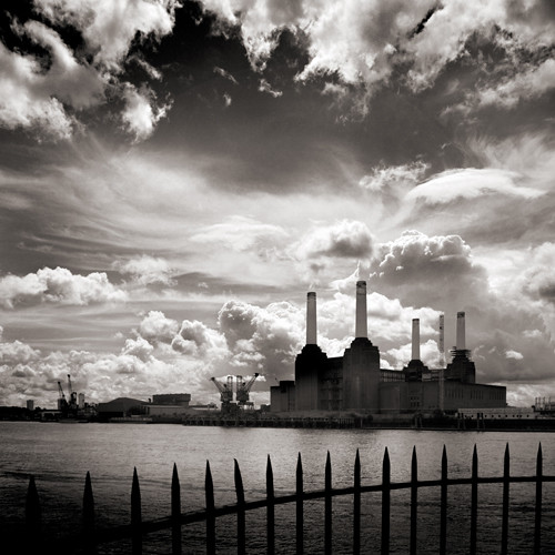 Battersea power station study 5