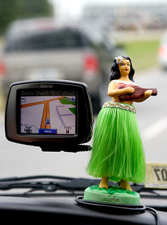 GPS Backup