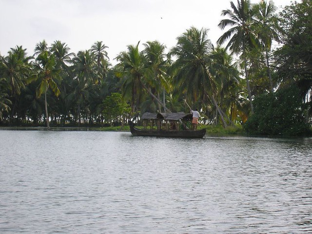 Thiruvallam Backwaters