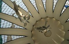Interior of Brasilia Cathedral