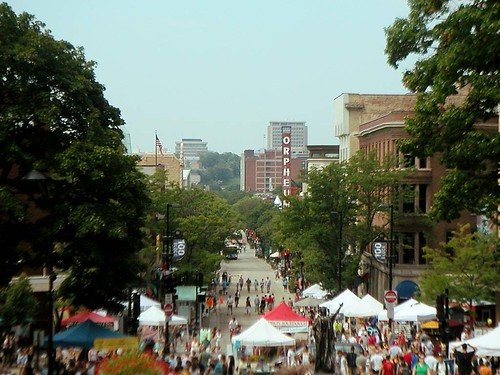 Madison attractions for Terrace uw madison