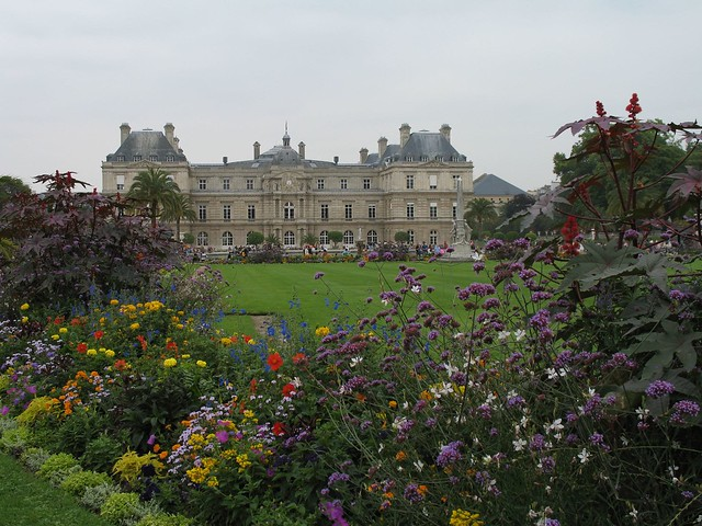 Jardin du Luxembourg   Flickr   Photo Sharing!