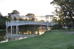 Greek bridge - Buenos Aires Botanical Garden