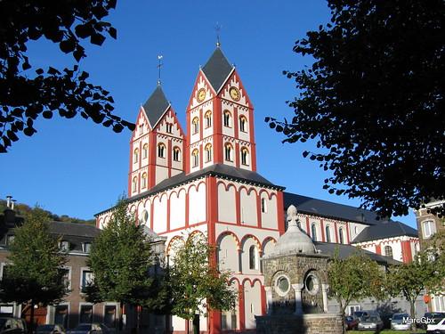 Eglise Saint Barthélemy à Liège