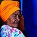 Matriarch of The Damara Tribe by David W. Siu