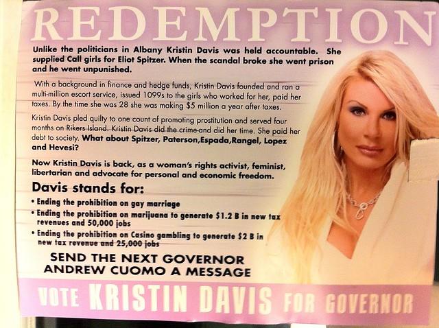 Who is Kristin Davi