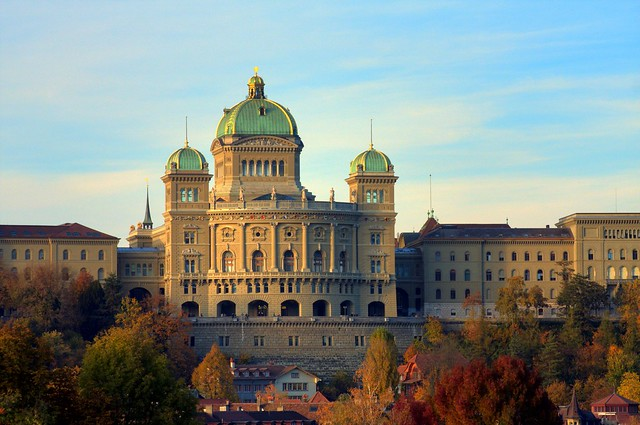 Bundeshaus Bern 2