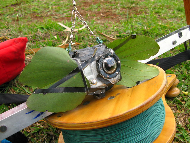 WW Nano KAP Rig with Leaf-Wind Pan Drive