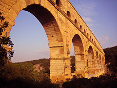 Pont du Gard - 06, Sep - 05 by sebastien.barre
