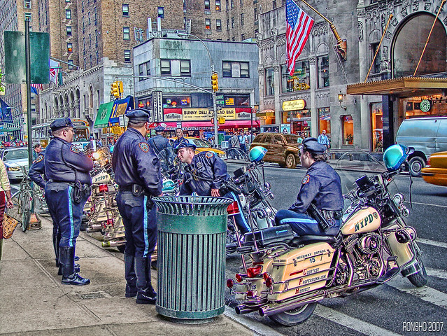 NYPD by Ronsho