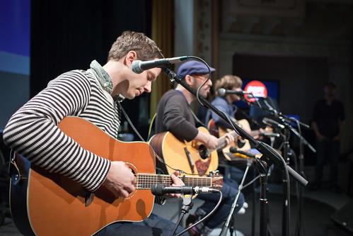 música, OK Go, Tini Desk Concerts, NPR