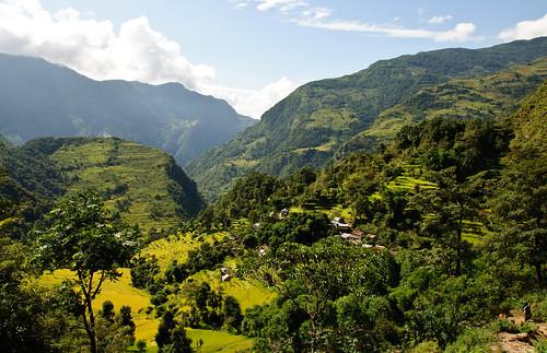 nepal mountain landscape outdoor annapurnacircuit raplanet