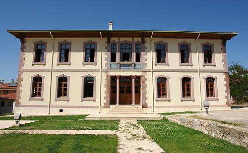 Da'ül Eytam Binası - Söğüt