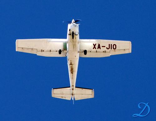 Cessna 206 XA-JIO