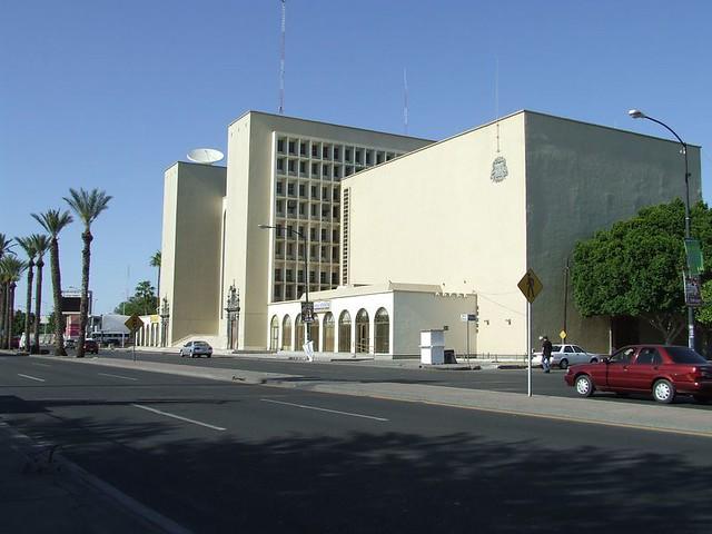 Museo biblioteca de la universidad de sonora flickr for Universidades en hermosillo