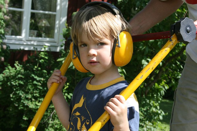 Noise Canceling Headphones from John Deere | The Home Depot