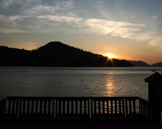 Pangkor Laut Sunrise