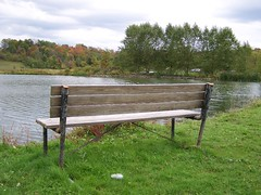 bench, outdoor furniture, furniture, wood,
