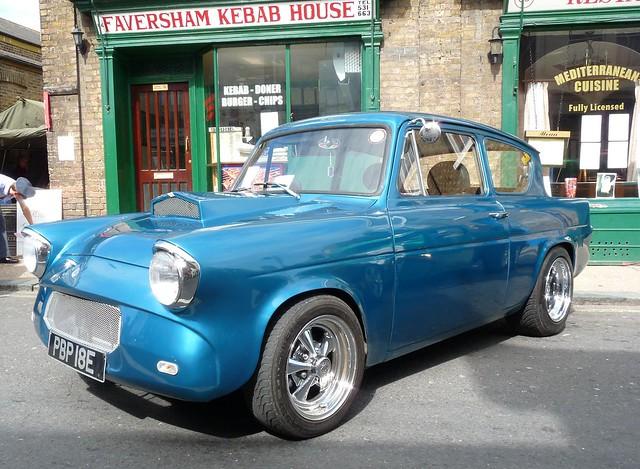 Ford Anglia V8 Hot Rod Custom 1967