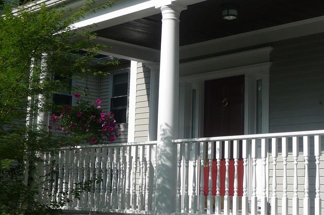 Avon Hill - Mount Vernon Street entrance, Cambridge, MA
