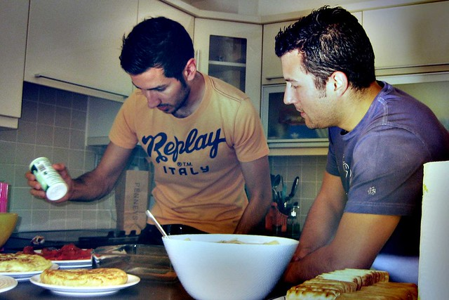 Men Can Cook