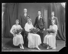 Allison Weddings W & Y initials