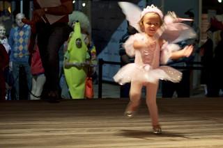 Dance little fairy, dance