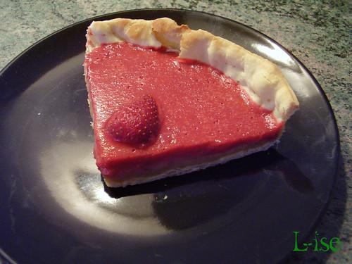 Tarte miroir aux fraises d couvrir for Miroir aux fraises