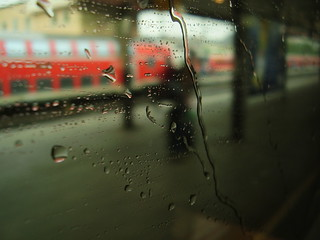 Travelling Raindrops