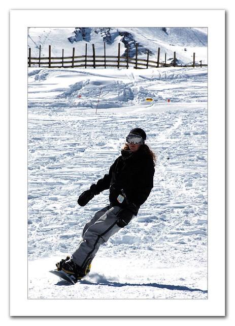 Snowboarder's Live