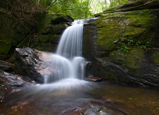 Georgia Waterfall