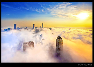 The fog....(Explored and shown on 5pm CBS news)