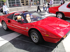 maserati merak(0.0), ferrari 512(0.0), ferrari gt4(0.0), ferrari berlinetta boxer(0.0), maserati bora(0.0), race car(1.0), automobile(1.0), ferrari 288 gto(1.0), vehicle(1.0), ferrari 308 gtb/gts(1.0), ferrari 328(1.0), land vehicle(1.0), luxury vehicle(1.0), supercar(1.0), sports car(1.0),