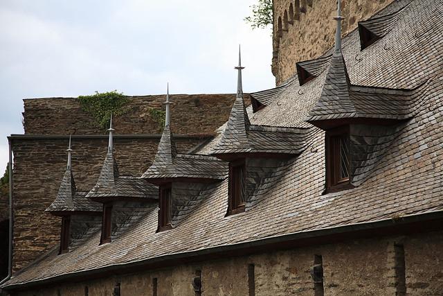 Burg Rheinfels detail
