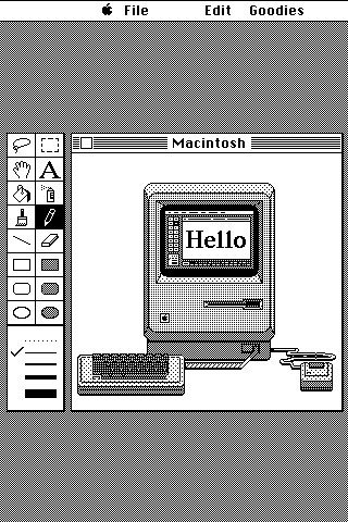 macpaint machintosh