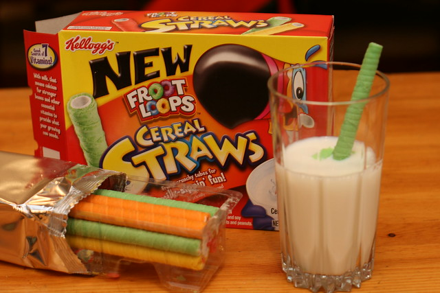 new froot loops cereal straws flickr   photo sharing