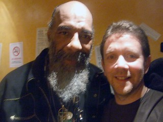 Richie Havens & Chris Conway Aug 07