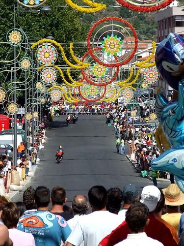Corrida anual de motas em Valpaços