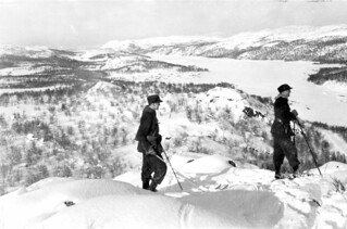 Fra Grensen mot Finland / From the Border with Finland (1940)