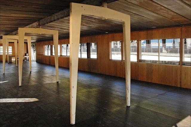Maison ferembal de jean prouv aux tuileries flickr photo sharing - Maison de jean prouve ...