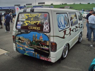 1994 Ford Econovan - Swift & Shift Couriers