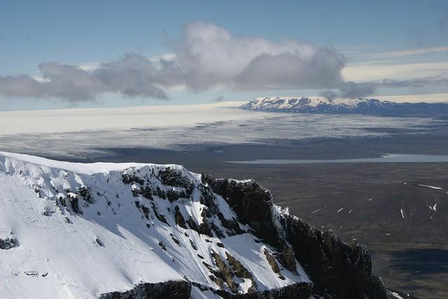 Vatnajökull view
