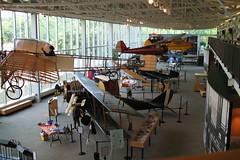 College Park Aviation Museum Interior