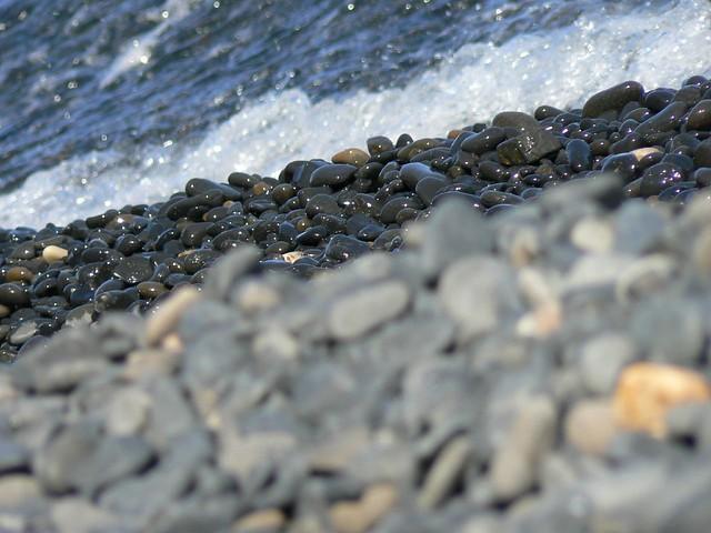 A picture of Mavra Volia stones