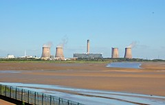 wind, power station, nuclear power plant,