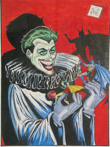 Bob Kane The Joker