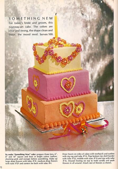 Wilton Wedding Cake Recipe