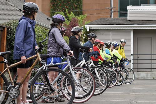 Bicycle Confidence Workshop
