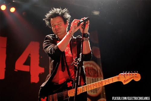 Sum 41 @Sant Jordi Club, Barcelona, 11/11/10